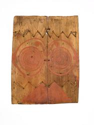 Shield Of Wood