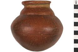 Globular Vessel, Prehistoric Pottery