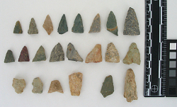 Projectile Points Frgts.