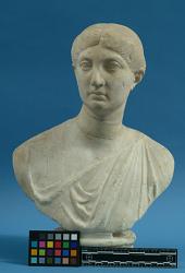 Greek Female Bust