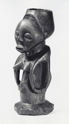 Wooden Figure, Female