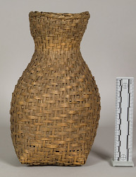 Basket Used On Fishing Expeditions
