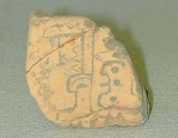 Rectangular Vessel Fragment/1