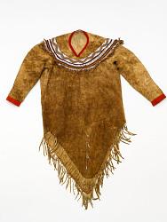 Part of Clothing Set: Beaded Tunic