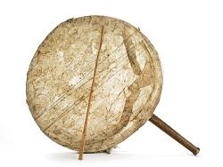Hand-Drum; Drum-Stick