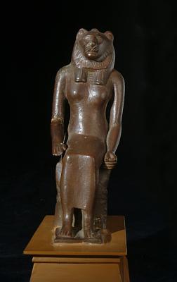 Divinity Figure, Seated