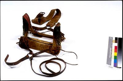 Girl's Saddle