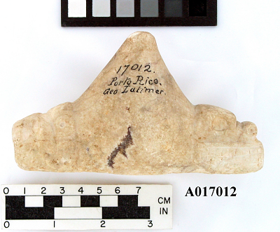 Crusher Or Rubber (Zemi), Stone