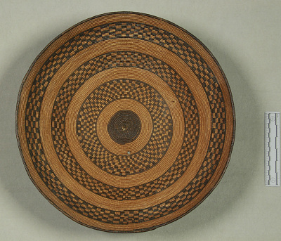 Basketry Tray
