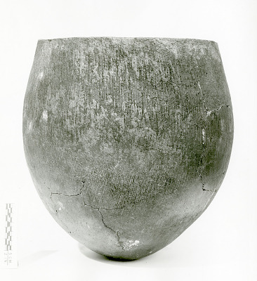 Restored Pottery Vessel
