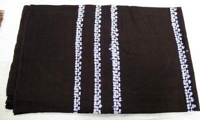 Indigo Resist-Dyed Textiles (2)