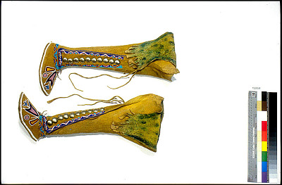 Leggings, Female's (Doti)