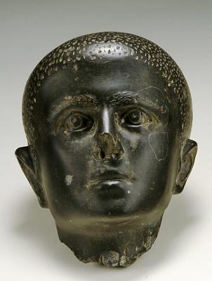 Egypto-Roman Head Of Child