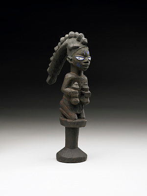 Wood Carving - Male