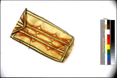 War-Bonnet Case, Parfleche