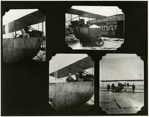 World War I Photographs Tower Scrapbook