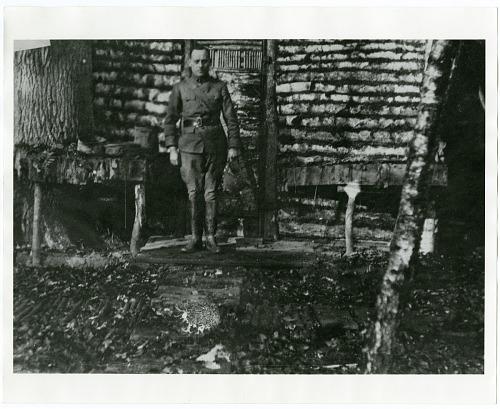 American Expeditionary Forces 69th Balloon Company Prints Morgan Album