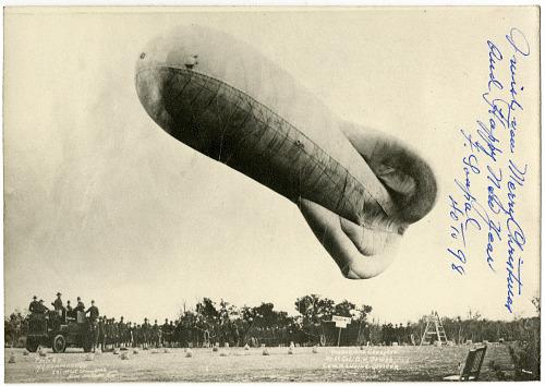 United States Army Balloons World War I Album