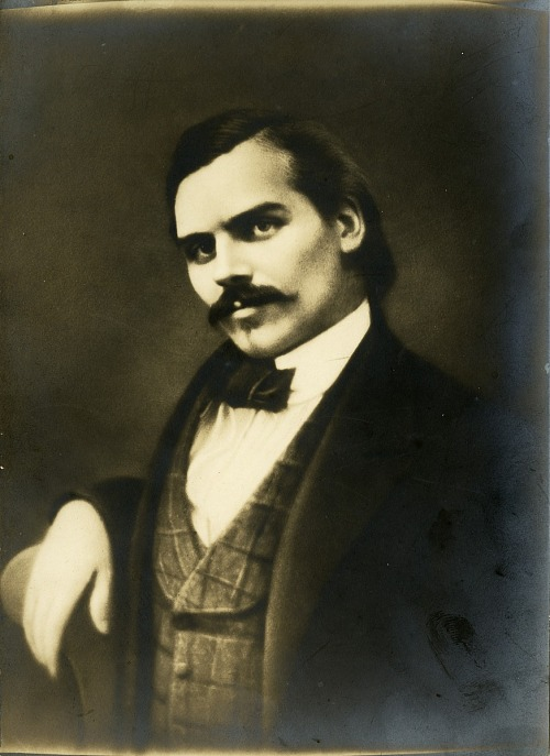 Thaddeus S. C. Lowe Family Photographs Collection