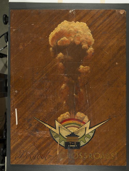 Operation Crossroads Scrapbook