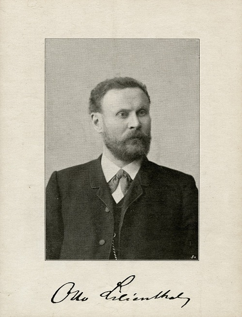 Otto Lilienthal Photographs