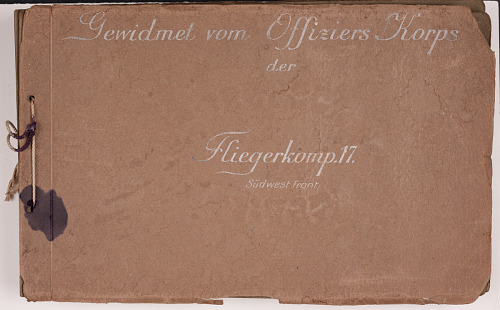 Austro-Hungarian World War I Aviation Album
