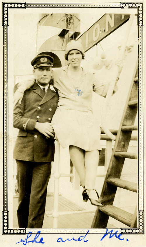 Fred Noonan Telegram and Photograph