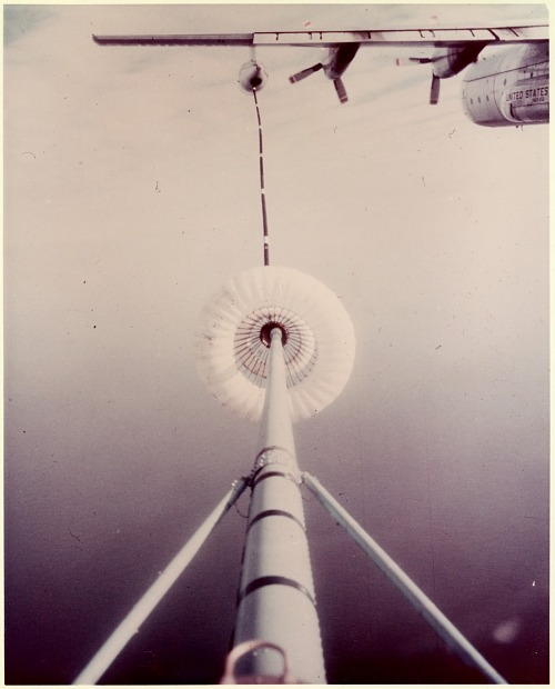 Helicopter Aerial Refueling Test Photographs and Reports Eastman