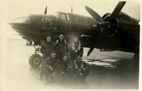 """Martin (Glenn L.) B-26B Marauder (Model 179B) """"Flak Bait"""" Photographs Best"""