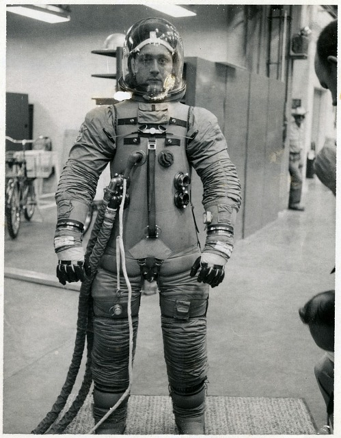 Apollo Space Suit Testing Photographs Masiello