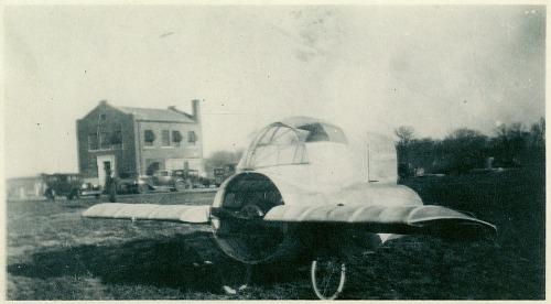 Vornado Plane Material Ralph K. Odor