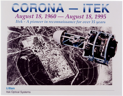 Corona ITEK Collection