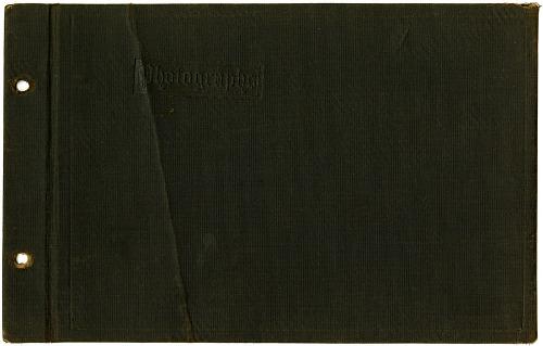 97th Aero Squadron Notebook and Photo Album Gamm