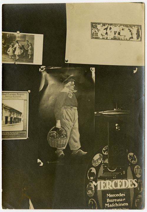 Loose Postcards from the Albert and Willy Stupe World War I Photograph Album