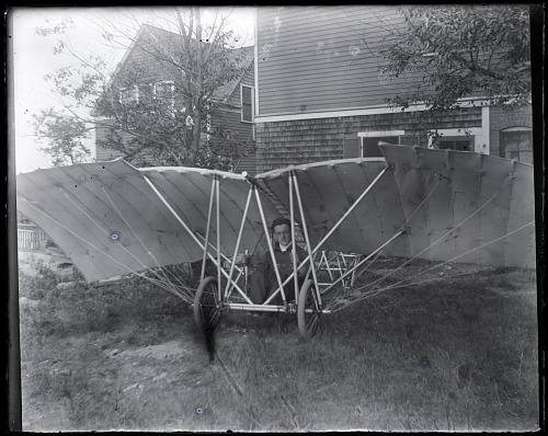 Early Boston Area Aviation Photography