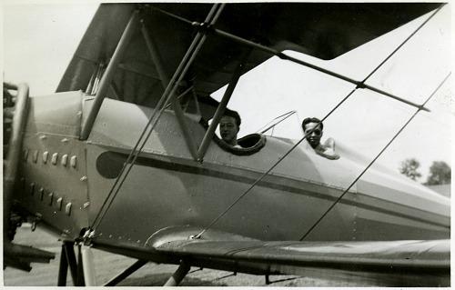Parks Air College Photographs Wylan