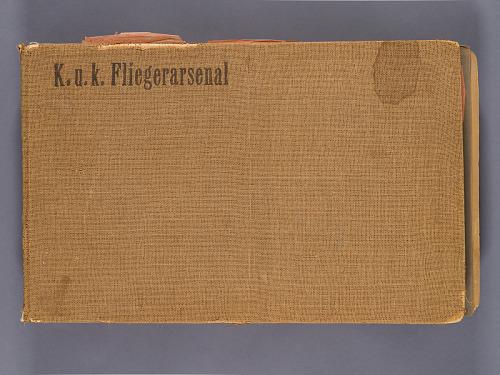 Paul Ernst World War I Photograph Album
