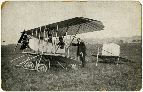 Hendon Aerodrome Photographs Rix