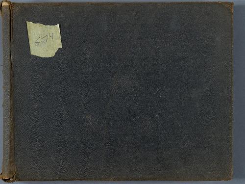 Charles F. Walsh Scrapbooks