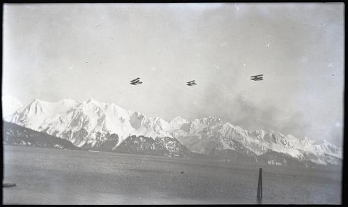 Alaska Aviation Photographs Wandling