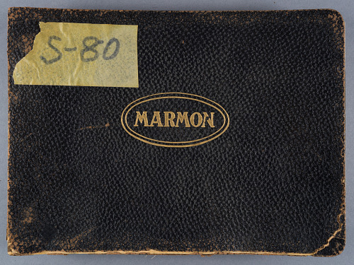 Nordyke & Marmon Aviation Plant Photograph Album