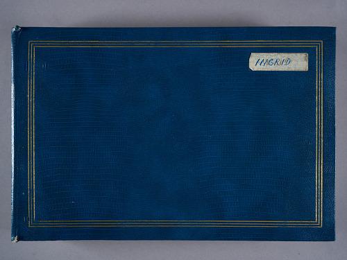 Ingrid Pedersen Scrapbook