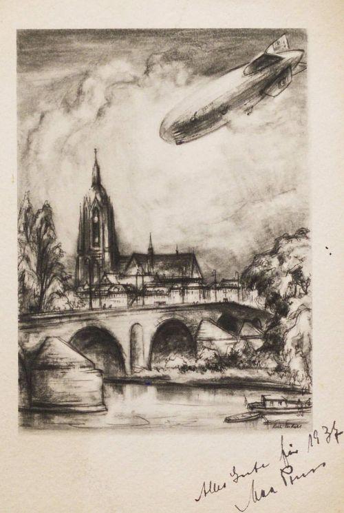 Hindenburg Memorabilia Collection von Meister