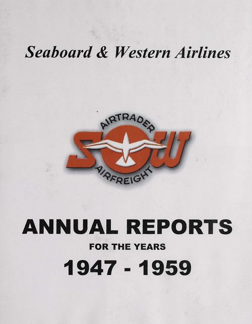 Seaboard & Western Airlines Collection Hill