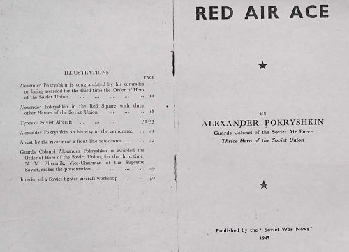 Red Air Ace & Various