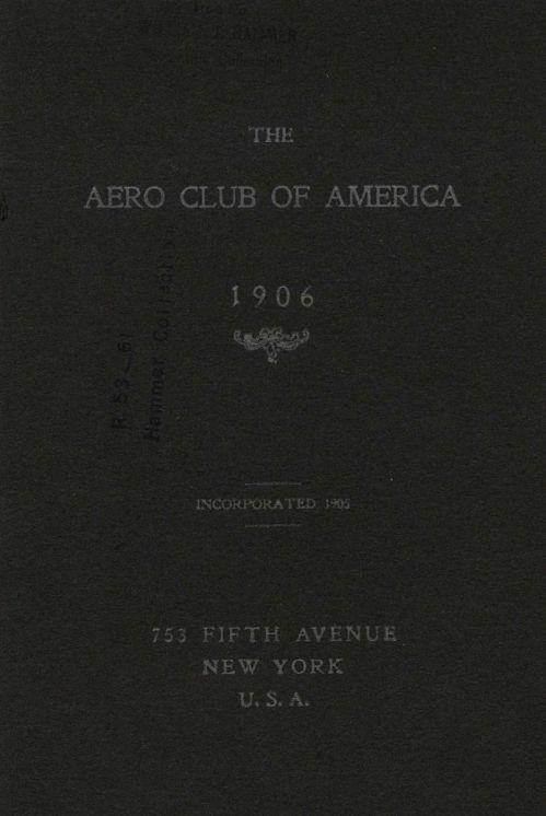 Aero Club of America