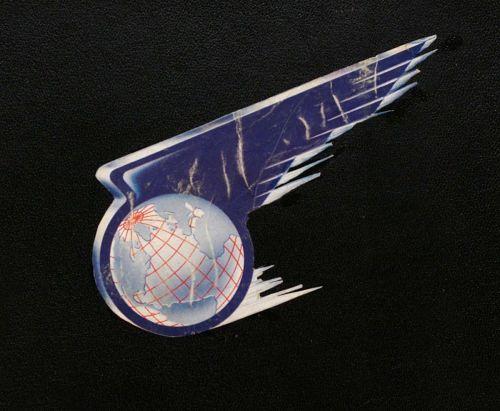 William John Eck: First Pan American Airlines Transatlantic Flight Scrapbook