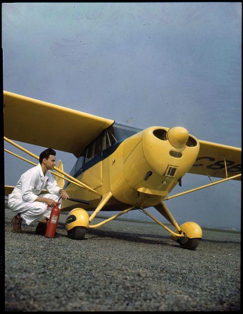 Aeronca 11AC Chief