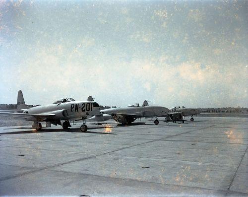 Lockheed (F-80) P-80A Shooting Star