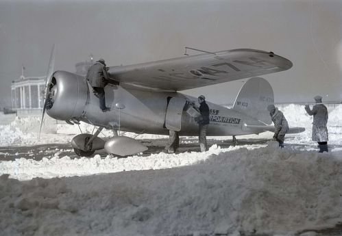 Lockheed Model 5 Vega